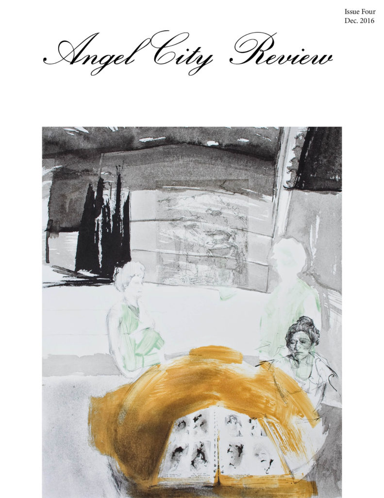Angel City Review issue 4